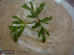 Reteta culinara Maioneza Din Gris din Carte de bucate, Sosuri. Specific Romania. Cum sa faci Maioneza Din Gris Pudding, Chicken, Meat, Desserts, Food, Tailgate Desserts, Deserts, Custard Pudding, Essen