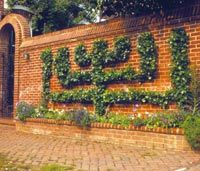 Espalier is the art of training a tree or shrub to grow against a wall or other exterior surface. How to Espalier. Garden Shrubs, Garden Plants, Garden Landscaping, Vegetable Garden, Espalier Fruit Trees, Trees And Shrubs, Tree Pruning, Flowers Perennials, Dream Garden