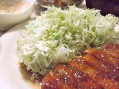 厚切り豚ロースの生姜焼きの画像