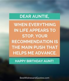 Happy Birthday Aunt from Niece Happy Birthday Aunt From Niece, Birthday Quotes, Birthday Wishes, Pick One, Rowan, Nifty, Holiday Ideas, Messages, Sayings