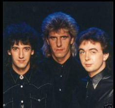 The Outfield.one of my favorite rock bands of the Sadly, guitarist John Spinks (pictured in center) passed away July 2014 after a long battle with liver cancer. Thank you for the memories. You will be missed. 80s Music, Music Mix, Sound Of Music, Live Music, Rock Videos, Happy Song, 80s Pop, Tears For Fears, The New Wave