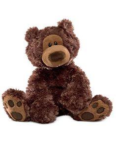 Gund Baby Stuffed Toy, Baby Philbin Bear Plush