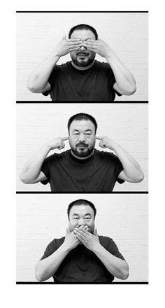 conceptual artist ai weiwei - www.fashion.net