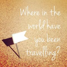 Where do share all your travel adventures?