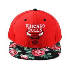 Gorra Bulls Flores New Era Snapback 07292c0cd6a