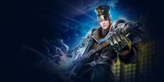 T.O.P (탑) for WE MOBA game