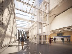 Gallery of Crossrail Unveils New Station Designs for London's Elizabeth Line - 1
