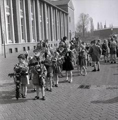 Palmpasenoptocht 1958