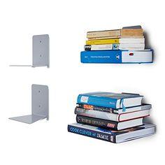 Lumaland unsichtbares Bücherregal Metall 4er Set Lumaland http://www.amazon.de/dp/B00YURRZXO/ref=cm_sw_r_pi_dp_lxN3wb12CK6N4