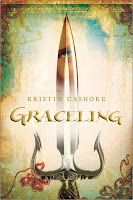 I read this after the Hunger Games and loved it!  http://kristincashore.blogspot.com/2008/02/my-books.html