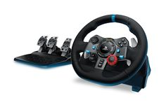 Who has used Logitech Driving Force G29 Racing Wheel with your PS4? How is it? #Playstation4 #PS4 #Sony #videogames #playstation #gamer #games #gaming