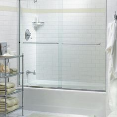 Contemporary Shower Doors by Oasis Shower Doors Contemporary Shower Doors, Oasis, Showers, Bathtub, Standing Bath, Bathtubs, Bath Tube, Bath Tub, Tub