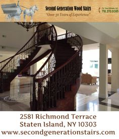 Second Generation Stairs (secondgneration) on Pinterest
