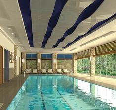 astounding indoor swimming pool design # image 381 50 indoo pool, Garten und Bauten