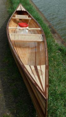 Holzkanu Canadier in Nordrhein-Westfalen - Espelkamp | Gebrauchte Boote und Bootszubehör | eBay Kleinanzeigen