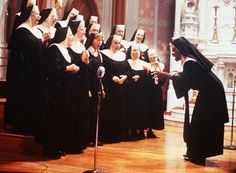 Sister Act...Love This Movie!!!