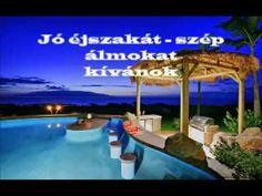 Szép estét jó éjt szép álmokat - YouTube Pergola, Outdoor Structures, Betty Boop, Emoji, Outdoor Decor, Photography, Youtube, Photograph, Outdoor Pergola