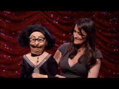 Nina Conti and Lydia. Talk to the Hand. Extract of the show. Nina Conti, Talk To The Hand, Funny People, How To Become, Youtube, Movie Posters, Film Poster, Youtubers, Billboard