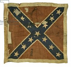 If you are a regular reader of Civil War Times, the Confederate battle flag is a familiar part of your world. The symbolism of the flag is History Net, History Online, Confederate States Of America, Confederate Flag, Mexican American War, American Civil War, Civil War Flags, Tennessee Flag, Battle Of New Orleans