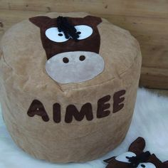 Personalised bean bag - Horace the horse - PetitePeople, bean bag