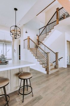 Have you not looked at this previously? Home Renovation Tips- Have you not looked at this previously? Home Renovation Tips Have you not looked at this previously? Home Renovation Tips Dream Home Design, My Dream Home, Home Interior Design, Interior Ideas, Exterior Design, White House Interior, White Kitchen Interior, Pastel Interior, Simple Interior