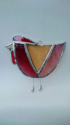 Hey, I found this really awesome Etsy listing at https://www.etsy.com/uk/listing/523090975/spring-chicken-stained-glass-suncatcher