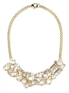 Mixed Cut Necklace