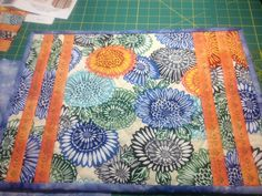 Placemats designed by me!