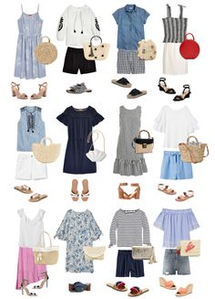 Your source for style inspiration, hair/beauty ideas and affordable fashion finds. Lit Outfits, Capsule Outfits, Simple Outfits, Pretty Outfits, Fashion Outfits, Capsule Wardrobe, Vacation Outfits, Spring Summer Fashion, Spring Outfits