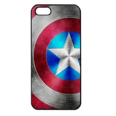 Captain America Shield Avengers Hero iPhone 4/4s by PimpMyCases, $15.50