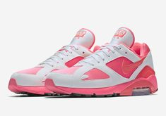 check out 5e18e 98606 Official Images Of The COMME des Garcons x Nike Air 180 Air Max 180, Air