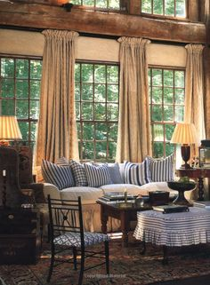 Chris Casson Madden's New American Living Rooms: Chris Casson Madden