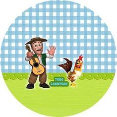 Candy Bar La Granja de Zenon Cumpleanos | Todo Candy Bar Farm Animal Cakes, Farm Animals, Bar, Candy, Stickers, Birthday, Gabriel, Farmhouse, Baby Cards