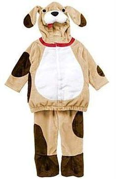 FOR SALE! Gymboree puppy dog costume!! Size 6-12 mos. NEW WITH TAGS! $28 includes shipping! Please comment on picture if interested and I will contact you!
