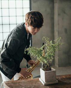 Lee Seung Hoon x NII