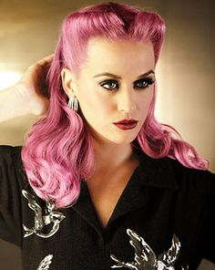 I do this a lot, especially for classes to keep hair out of my face. Katy Perry Hair Styles - Get The Look