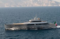 Rent the new Exuma Superyacht for 1Million / Month