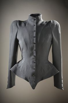 Jacket Thierry Mugler, 1988 The Los Angeles County Museum of Art - OMG that dress!