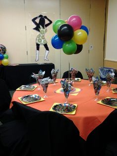 70 39 s party decorations for 70s decoration ideas