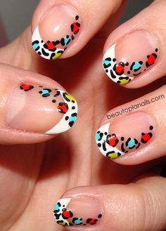 Nail Art-maybe in different colors