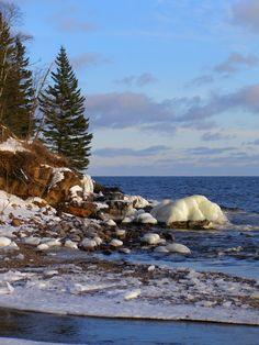 Lake Superior, Lutsen, MN