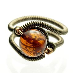 Steampunk Jewelry Ring