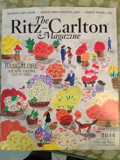 Taigan featured in The Ritz-Carlton Magazine Winter 2014 issue - featuring Tartans of the Clans & Families of Scotland, vintage book