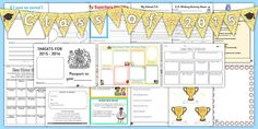KS2 Transition Pack - ks2, transition, pack, years, moving, class