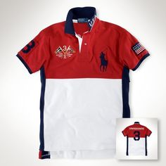 Image detail for -. Race Polo Shirts in 34968 / wholesale Ralph Lauren Polo Shirts for Men T Shirt Polo, Mens Polo T Shirts, Men's Polo, Camisa Polo Ralph Lauren, Fashion Casual, Mens Fashion, Polo Outfit, Embroidered Polo Shirts, Casual T Shirts