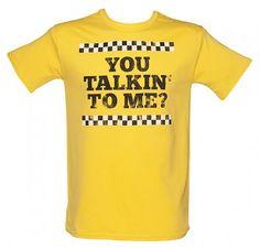 Men's You talkin' to me? T-Shirt from TruffleShuffle xoxo