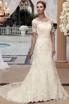 casablanca wedding dresses 2015 - Favorite and Unique Casablanca Wedding Dresses – bridesdressup.com