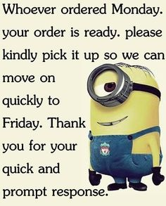 Pin by mohamed soussan on world minions sayings Cute Minions, Funny Minion Memes, Minions Quotes, Funny Jokes, Minion Humor, Minions Minions, Funny Drunk, Drunk Texts, 9gag Funny