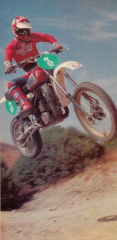 1980 Husqvarna 250 CR | Flickr - Photo Sharing!