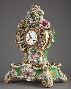 marinni: Часы- фарфор